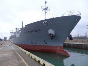 NACC Argonaut Credit: St. Lawrence Seaway Management Corporation