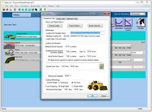 Talpac interface Credit: RPMGlobal