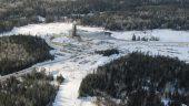 A headframe at Kirkland Lake Gold's Macassa gold mine in northeastern Ontario Credit: Kirkland Lake Gold