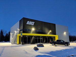 Ault equipment dealership Credit: McCloskey