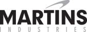 Martins Industries logo Credit: Martins