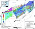 Sakami project geophysics Credit: Quebec Precious Metals