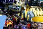 MINExpo is held every four years in Las Vegas. Credit: MINExpo