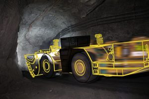 Underground loader automation Credit: RCT