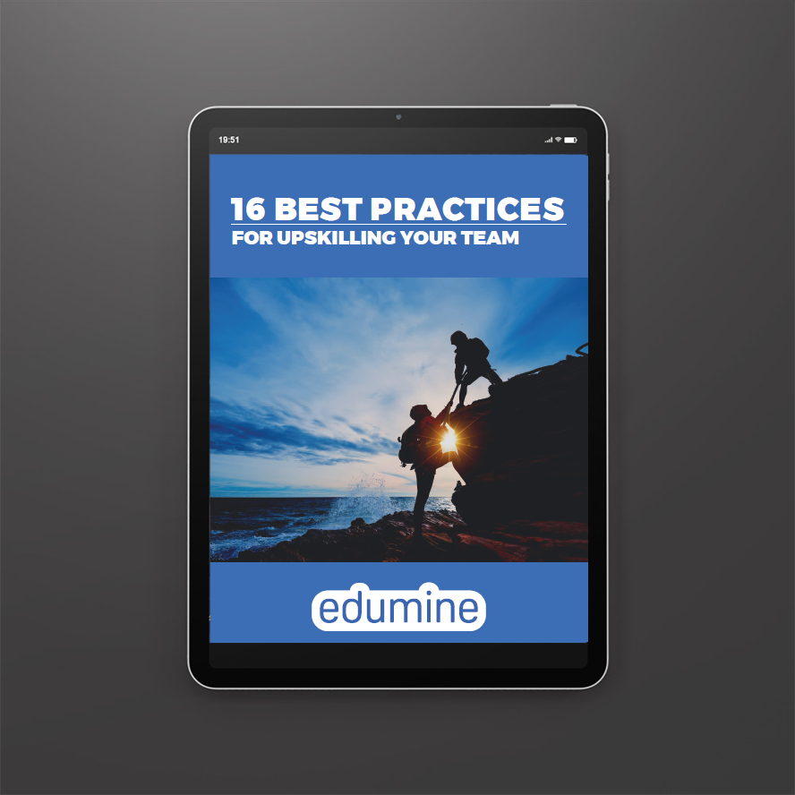 Best practices from Edumine. Credit: Edumine