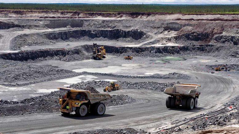 Kirkland Lake Gold's Detour Lake gold mine, in Ontario. Credit: Kirkland Lake Gold