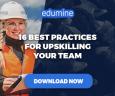 Best practices from Edumine Credit: Edumine