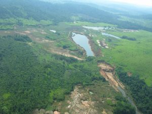 GoldMining's Sao Jorge project in Brazil Credit: GoldMining