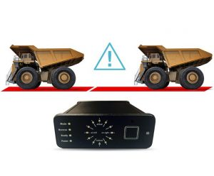 HxGN MineProtect Collision Avoidance system Credit: Hexagon