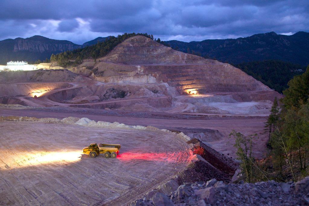 Pinos Altos mine Credit: Agnico Eagle