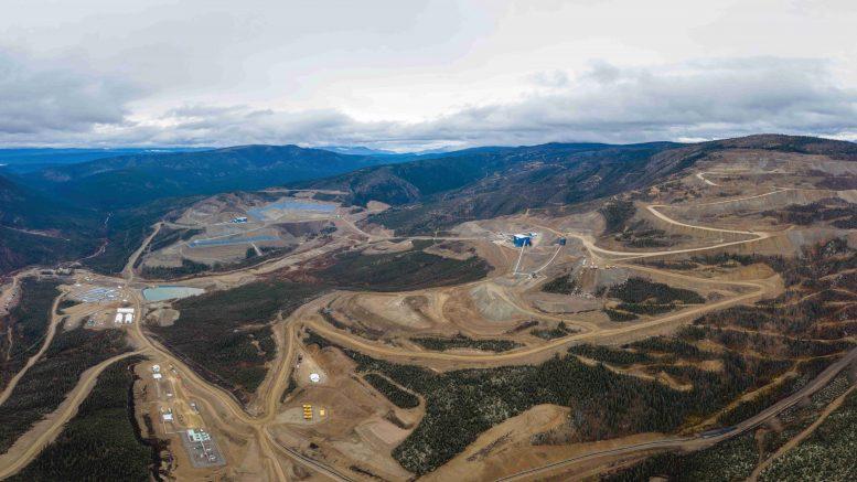 Victoria Gold Corp.'s Eagle Gold Mine Credit: Victoria