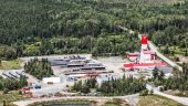 Aerial view of Monarch Gold's Beaufor Mine, northeast of Val-d'Or, Québec Credit: Monarch