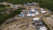 Island Gold mine in Ontario Credit: Alamos