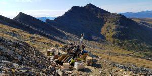 Drilling at Arctic Credit: Trilogy