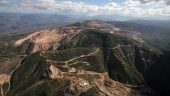 Los Filos mine in Mexico Credit: Equinox/ Leagold
