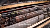 Nelligan drill core Credit: Vanstar