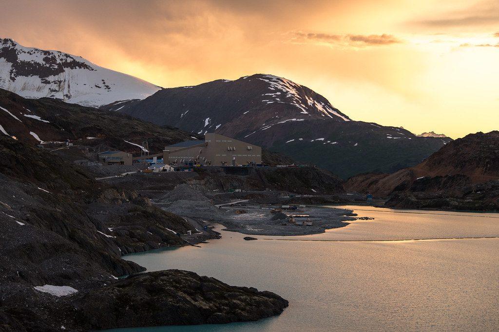 Pretium Resources' Brucejack gold mine, in British Columbia. Credit: Pretium Resources