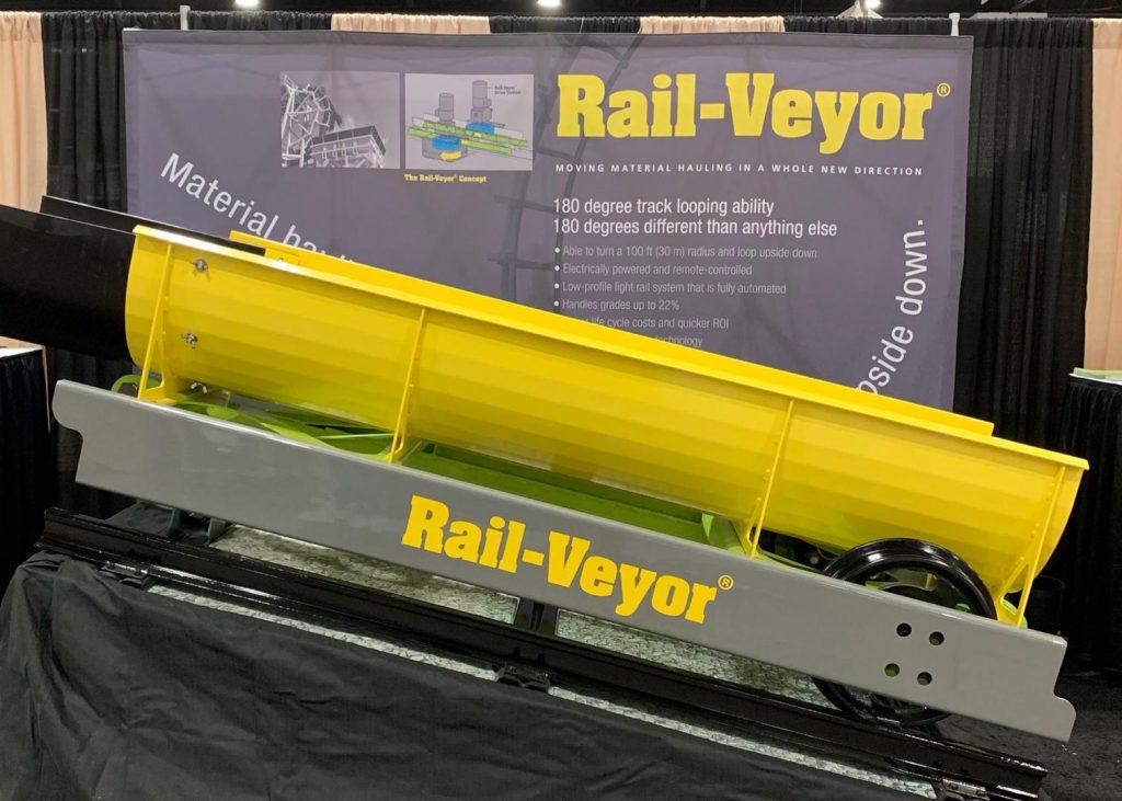 Rail-Veyor unit Credit: Rail-Veyor
