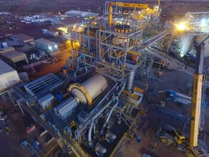 Tanami mine Credit: ABB