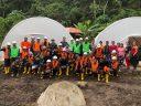 Team at Warintza Credit: Solaris