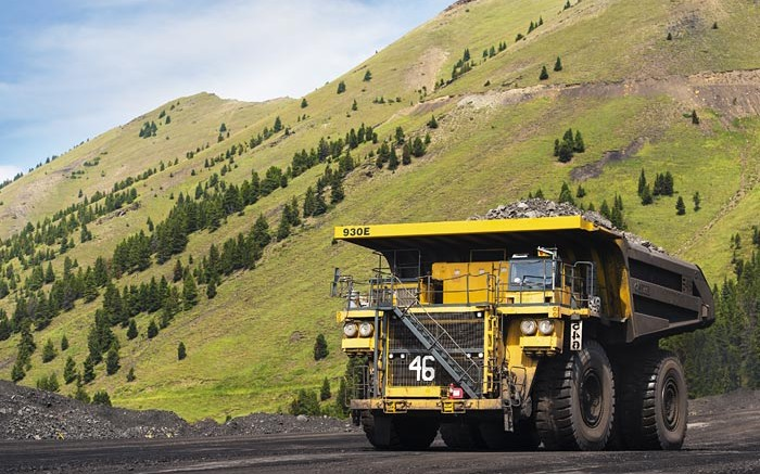 Teck's Fording River metallurgical coal operation in B.C. Credit: Teck Resources