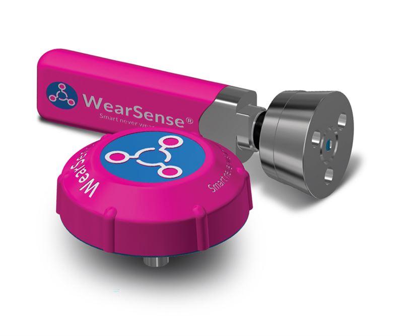 WearSense monitors Credit: Metso Outotec