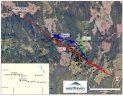Shovelnose map. Credit: Westhaven Gold