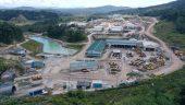 The Fruta del Norte gold mine in Ecuador in September 2019. Credit: Lundin Gold