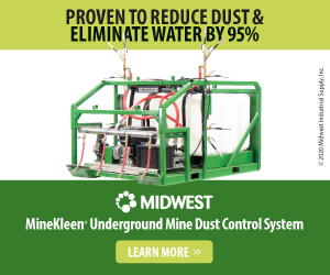 MineKleen product launch Credit: Midwest Industrial Supply