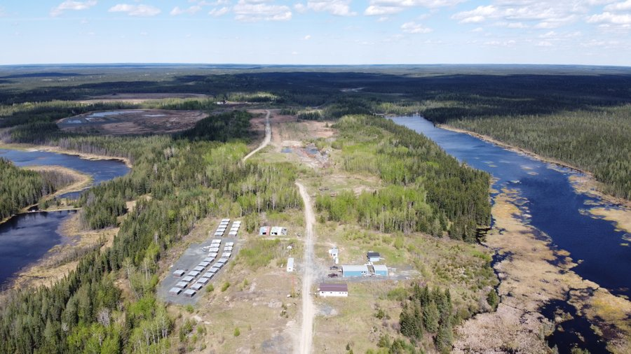 The Pickle Crow gold project, in northwestern Ontario. Credit: Auteco Minerals