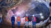 At Vizsla Resources' Panuco project in Sinaloa, Mexico. Credit: Vizsla Resources.