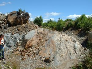 Clarence Stream project Credit: Galway Metals