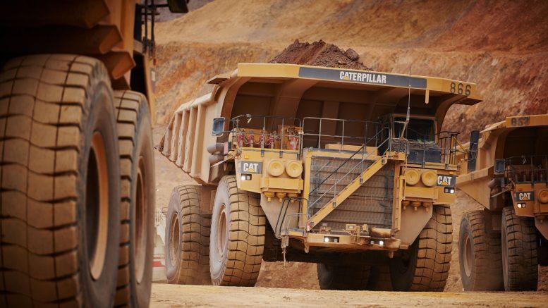 At Glencore's Katanga copper mine in the Democratic Republic of Congo. Credit: Glencore