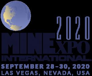 MINExpo logo Credit: MINExpo website