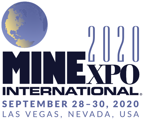 MINExpo logo Credit: MINExpo website