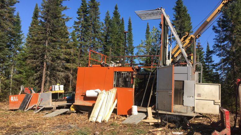 Probe Metals' Cadillac Break East property Credit: Probe Metals