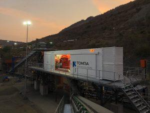 TOMRA Sorting Mining at Black Chrome Credit: TOMRA