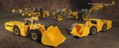New hard rock mining equipment launched by Komatsu. Credit: Komatsu