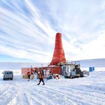 Foraco drilling in Russia. Credit: Foraco