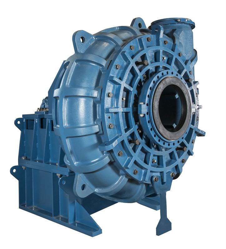 The MD-MDM650 discharge pump Credit: Metso Outotec