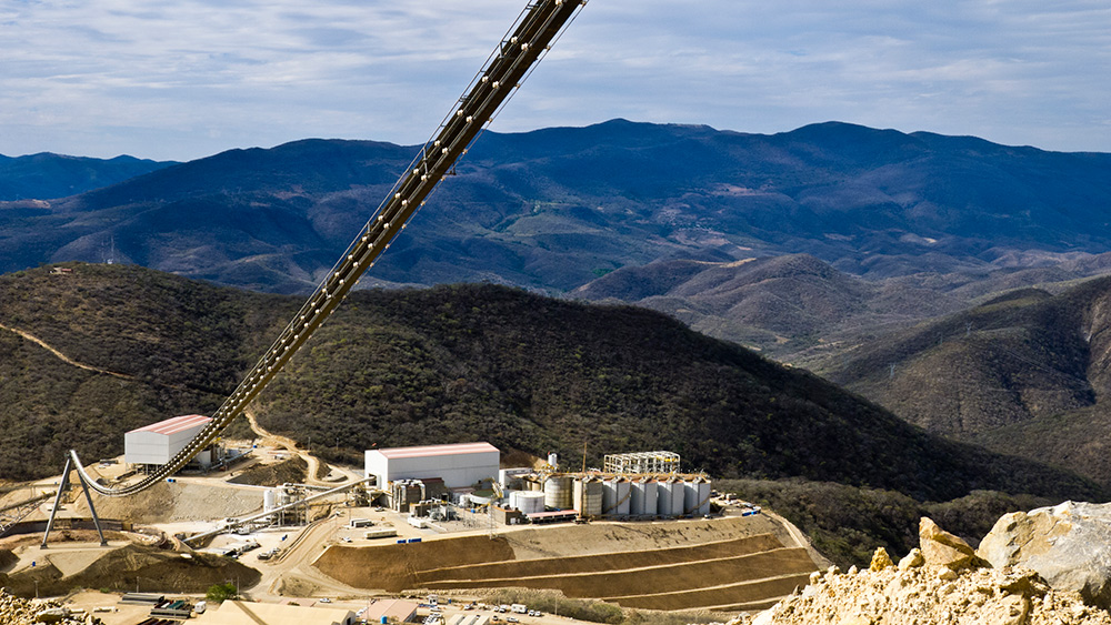 Torex Gold's El Limon Guajes mining complex, in Mexico. Credit: Torex Gold