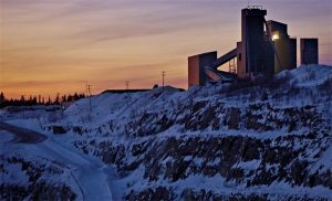 Westwood mine Credit: Iamgold