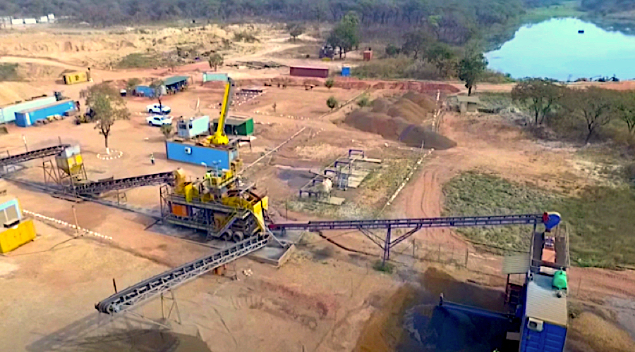 Lucapa Diamond boosts Lulo mine resource by 35%