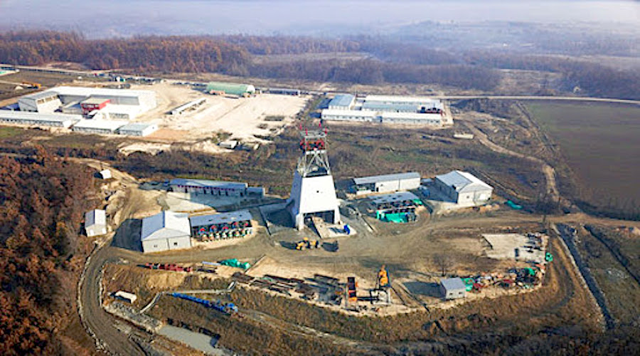 Serbia to become Europe's no. 2 copper producer thanks to Cukaru Peki mine