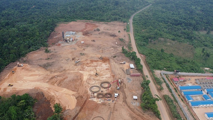 Thor expects first gold pour at Segilola by end of July