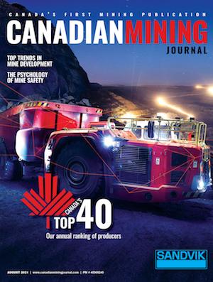 Canadian Mining Journal