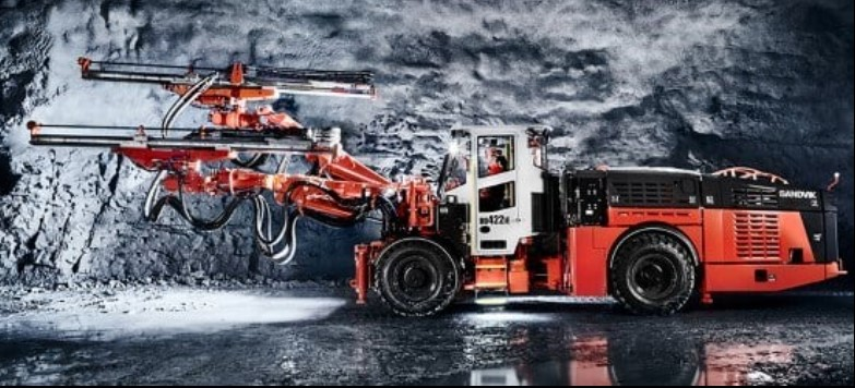 Sandvik names new underground equipment distributor for Canada